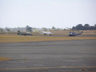 Various RNZAF aircraft