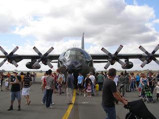 Singapore C130 Hercules