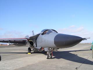 Australian F-111 - front/side