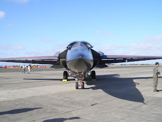 Australian F-111 - front