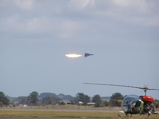 Australian F-111 - dump and burn #2