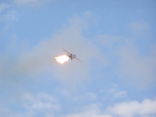 Australian F-111 - dump and burn #3