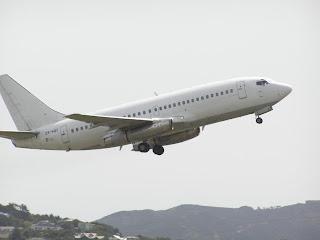Airwork Boeing B737-219C