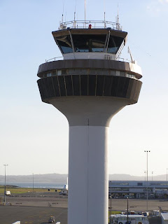 Auckland control tower