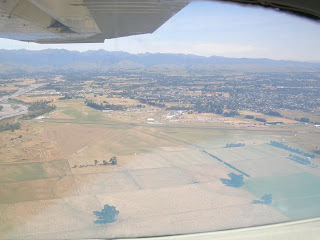 Downwind for Masterton/Hood Aerodrome