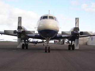 Pionair Convair 580