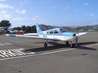 Massey University School of Aviation PA28-161