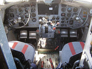 Beautiful cockpit