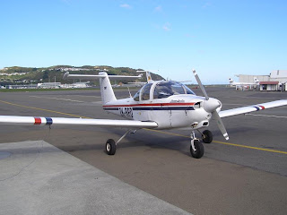 ZK-RPD - Piper PA38-112 Tomahawk