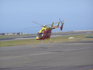 Westpac Rescue / Lifeflight Kawasaki BK-117