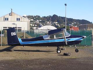 Cessna C172 ZK-EHA