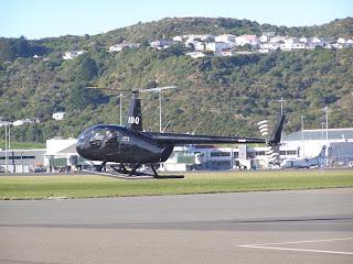 Robinson R44 ZK-IDO