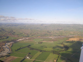 South-east of Masterton