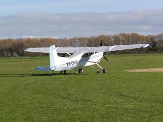 Cessna A185F ZK-DMX