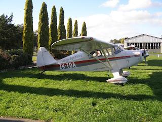 Piper PA-22 ZK-TDA