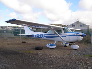 ZK-FLC Cessna C152