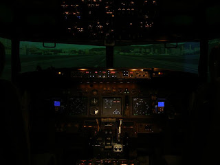 Flight Experience Simulator