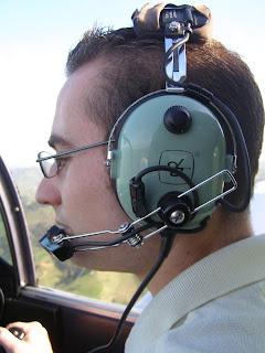 Jase the ace pilot :-)