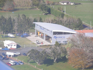 Oceania Aviation hanger