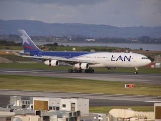 Lan Airbus A340
