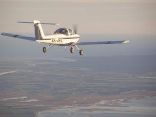 Piper PA38-112 Tomahawk ZK-JFE