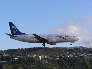 Air New Zealand B737