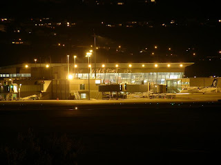 Wellington International Airport terminal building