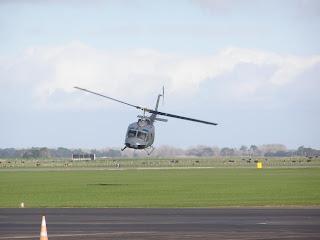 NZOH - Ohakea Airbase - Iroquois