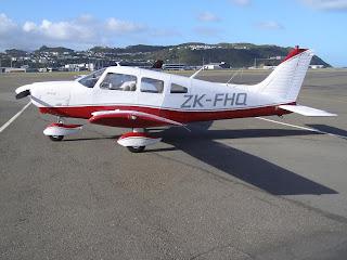 ZK-FHQ - PA28-181 Archer