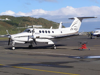 Skyline Aviation Beech B200C ZK-PLK