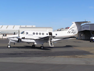 King Air ZK-PLK
