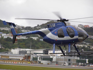 Hughes 369E, ZK-INM, Alpine Helicopters Ltd