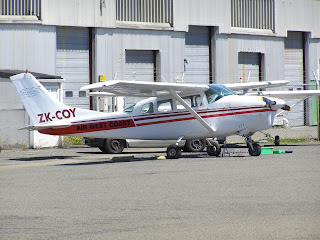 Air West Coast, Cessna C210, ZK-COY