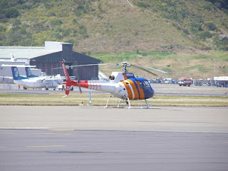 Aerospatiale AS 350BA, ZK-HZN
