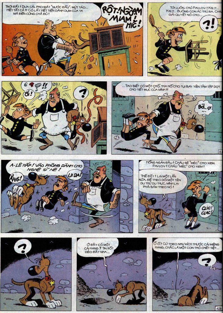 Lucky Luke tập 71 trang 12