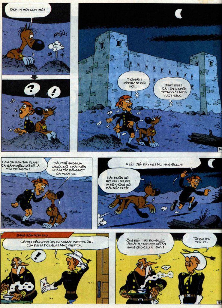 Lucky Luke tập 71 trang 14