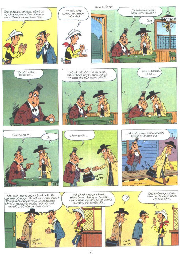 Lucky Luke tập 61 trang 26