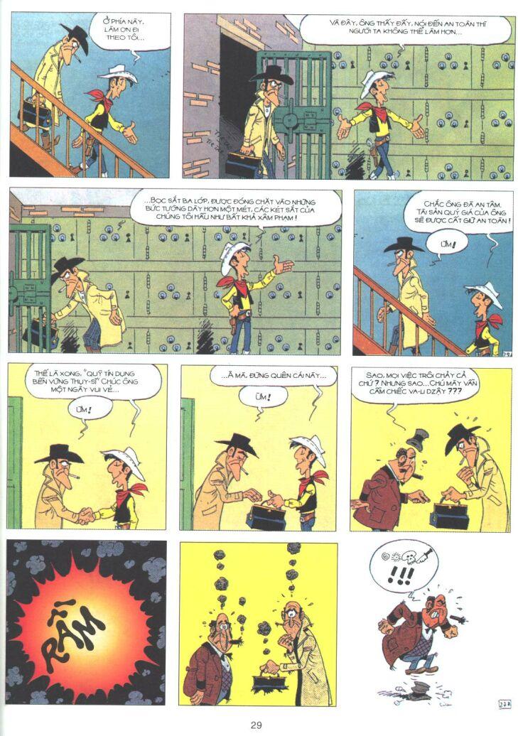 Lucky Luke tập 61 trang 27