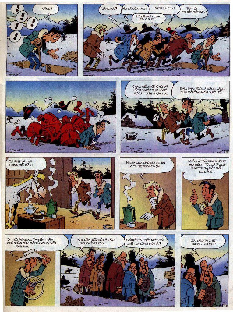 Lucky Luke tập 58 trang 31