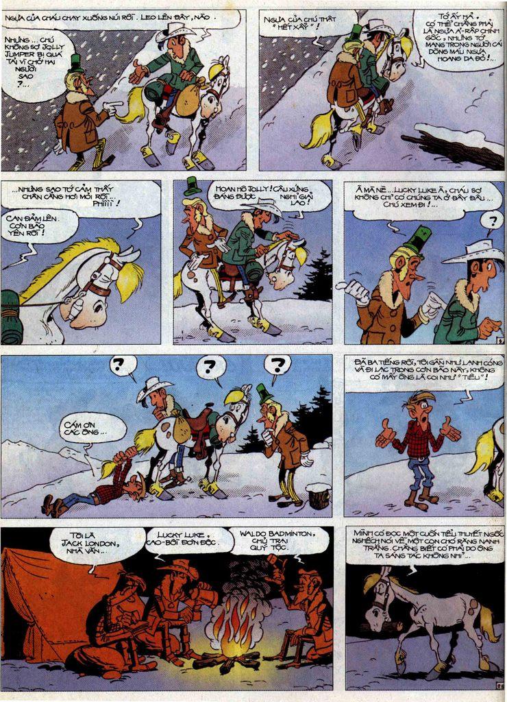 Lucky Luke tập 58 trang 8