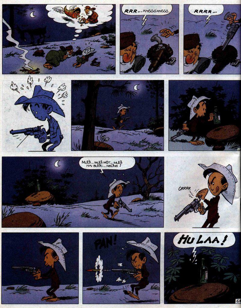 Lucky Luke tập 56 trang 6