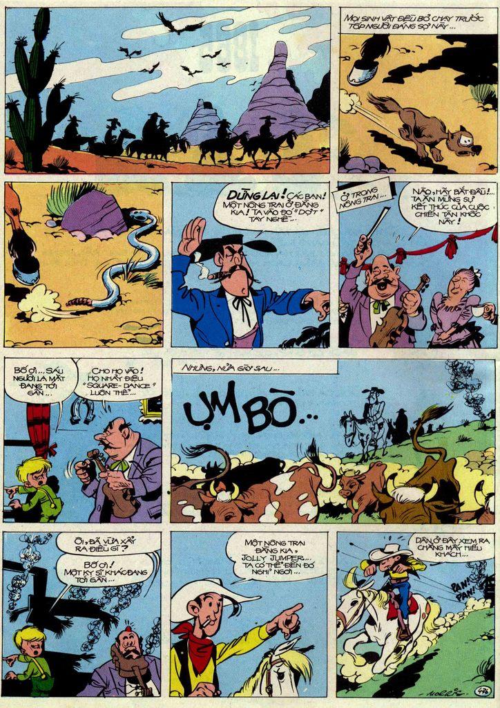 Lucky Luke tập 54 trang 2