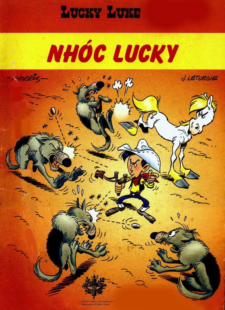 Lucky Luke tập 56 trang 45