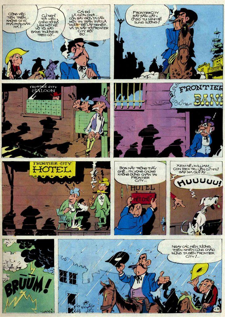 Lucky Luke tập 54 trang 5