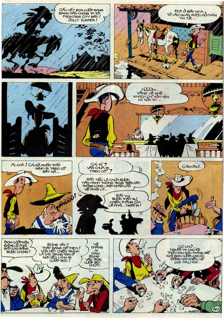 Lucky Luke tập 54 trang 6