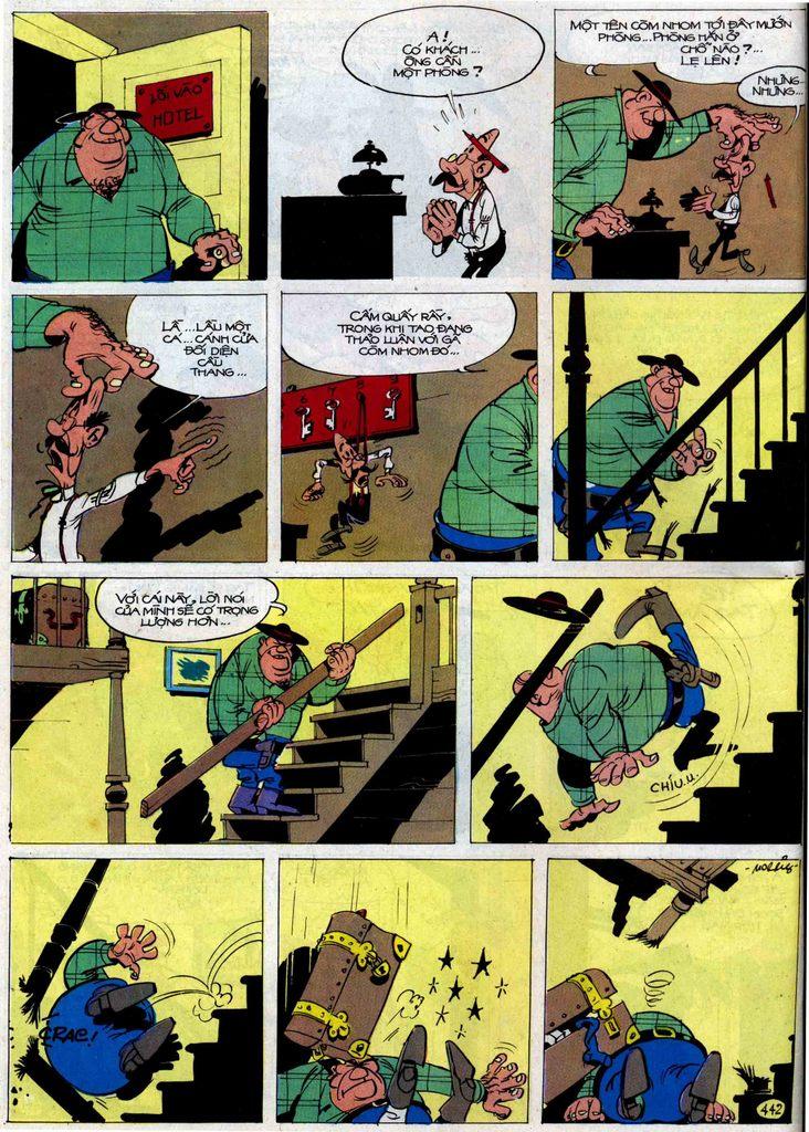 Lucky Luke tập 54 trang 8