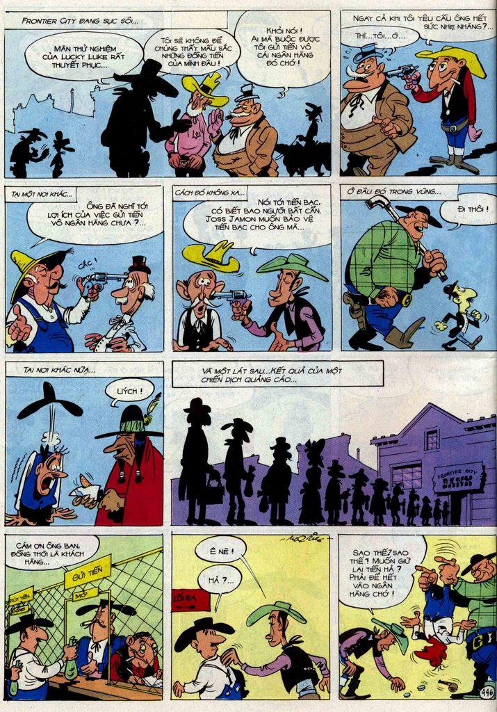 Lucky Luke tập 54 trang 12