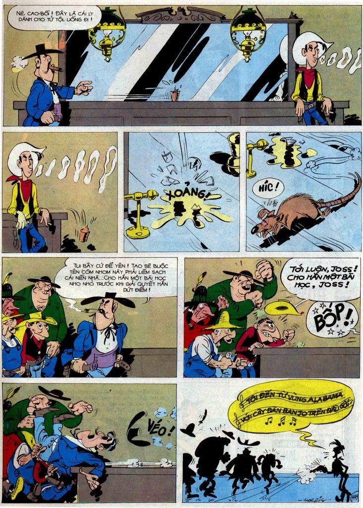 Lucky Luke tập 54 trang 15
