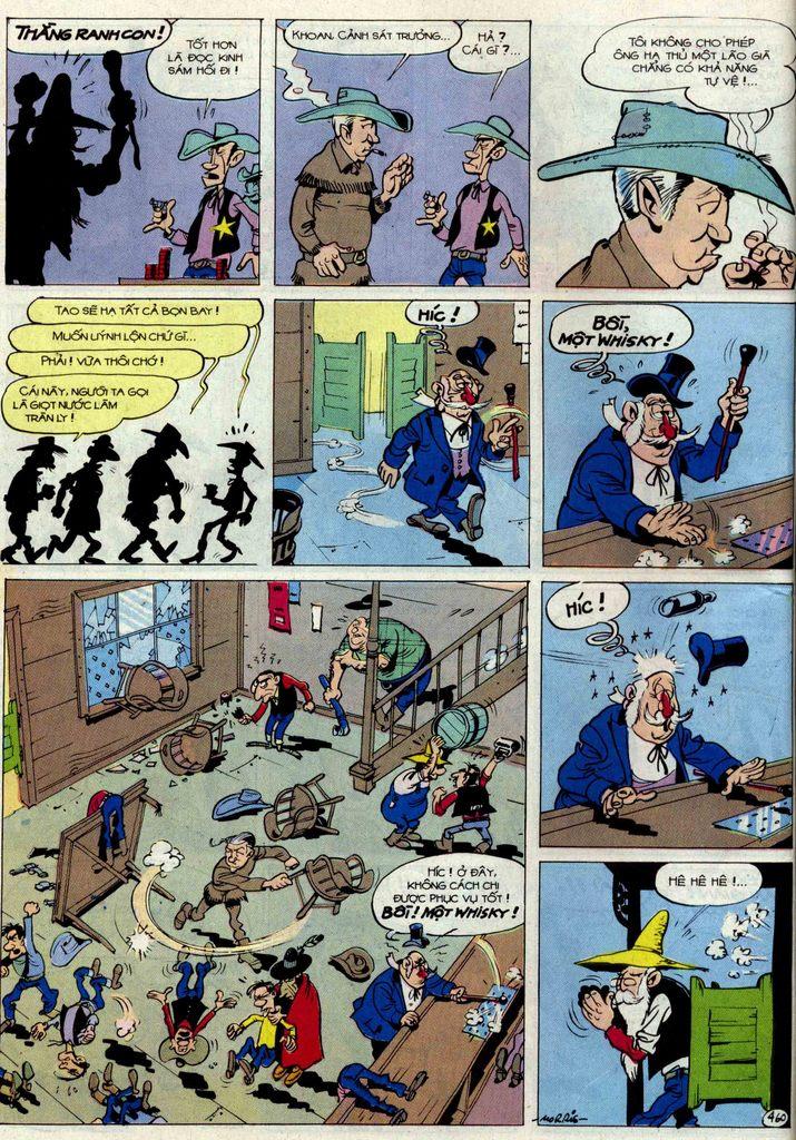 Lucky Luke tập 54 trang 26