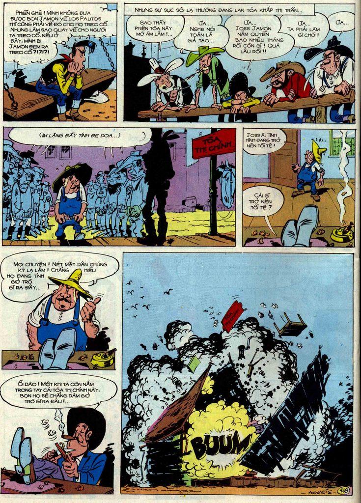 Lucky Luke tập 54 trang 34